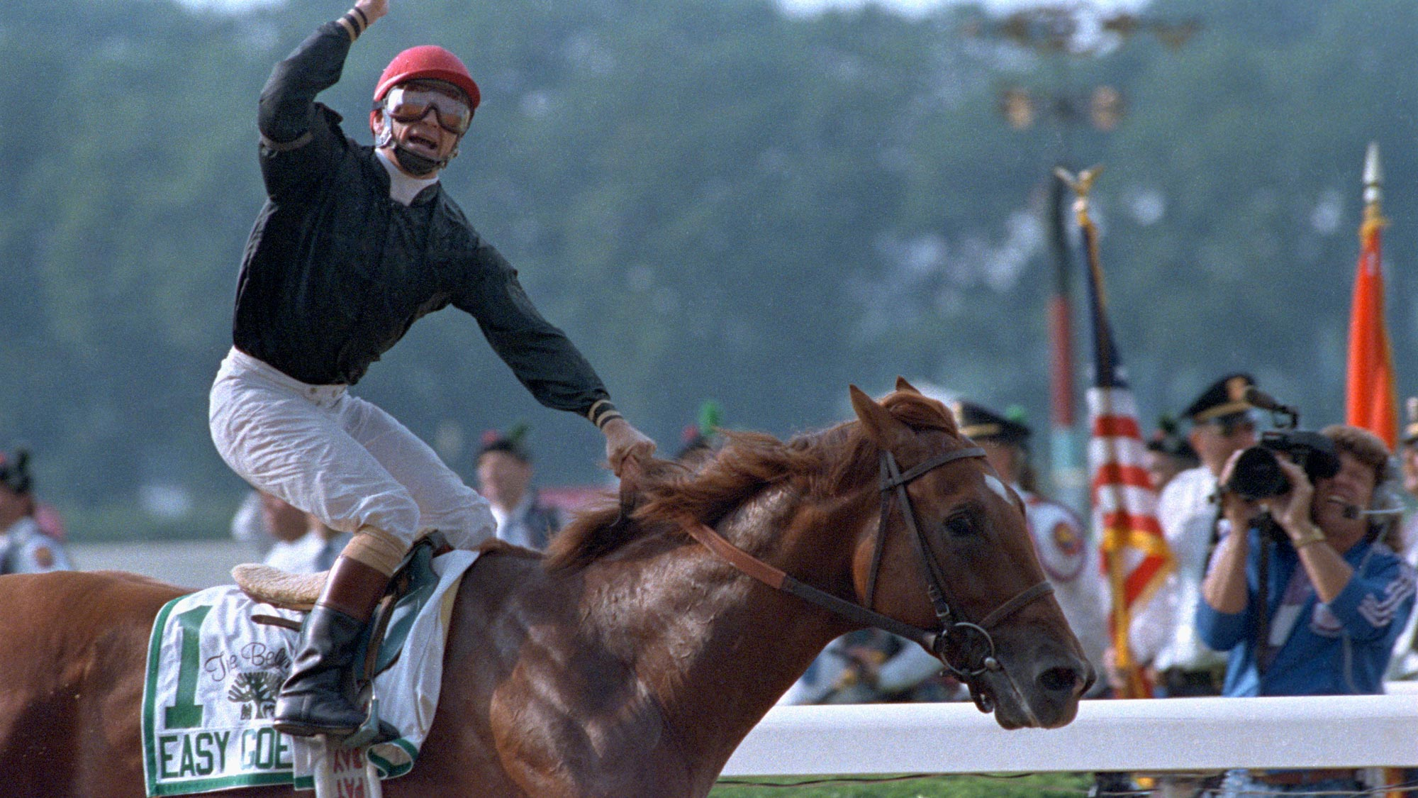 30 Years Ago This Week: The Day Easy Goer Brought Out His Best