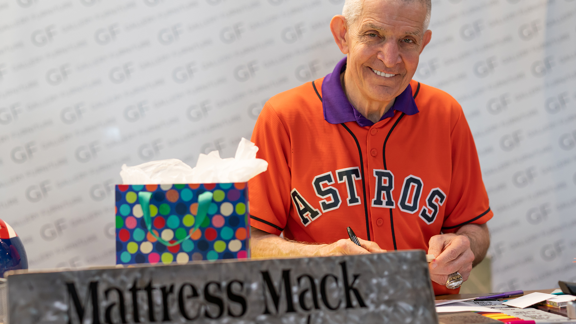What Truly Drives Jim McIngvale? Giving Back