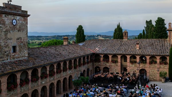 The Incontri: A Magical Meeting in the Siena Province
