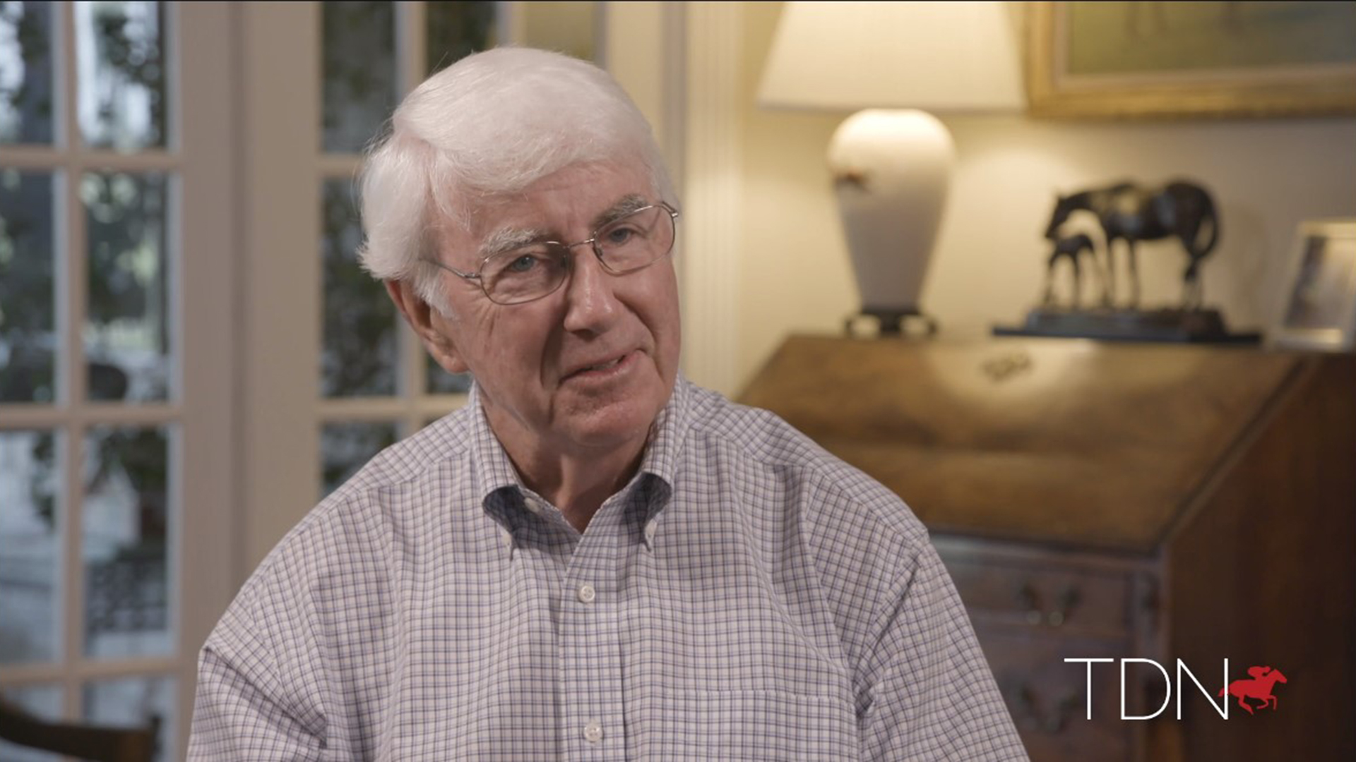Keeneland 'Life's Work' Oral History Project, No. 7: John Williams
