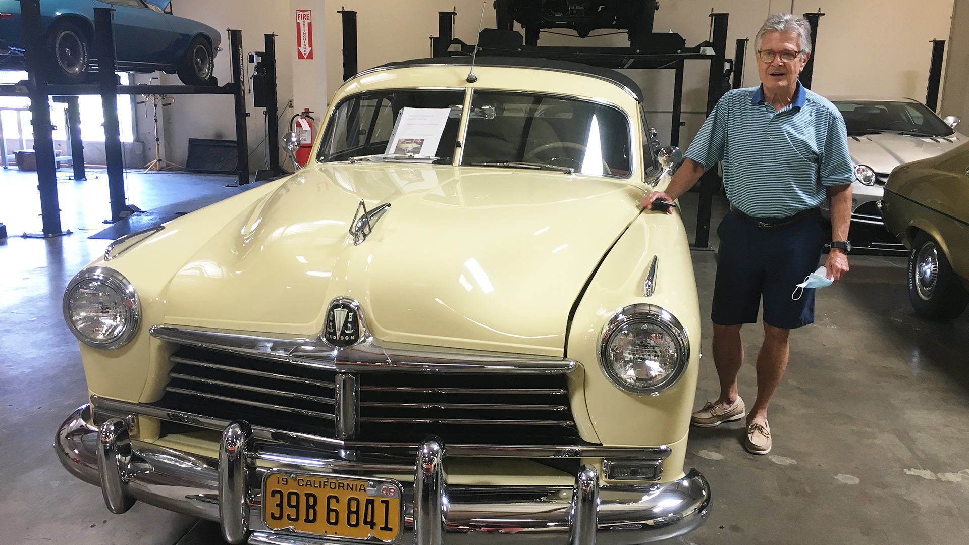 Donnie Crevier: Vintage Cars and Fast Horses